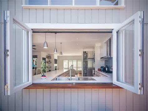 Undermount kitchen lights, pass through from kitchen to