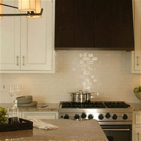 Ivory Subway Tile Backsplash   Design, decor, photos