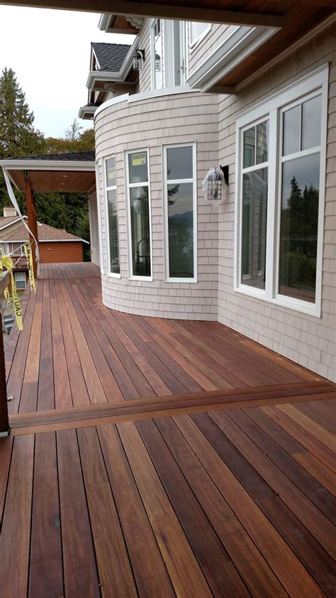 penofin deck stain mahogany mahogany decking applied with penofin hardwood