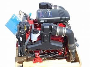 Volvo Penta 5 0gl Complete Boat Marine Motor 220hp 305 5