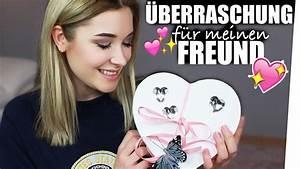 Kleines Geschenk Für Freund : berraschung f r meinen freund janasdiary youtube ~ Watch28wear.com Haus und Dekorationen