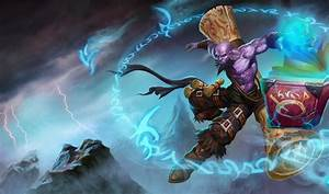 Ryze Classic Skin - Chinese - League of Legends Wallpapers