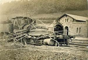 Sixpenceee  Photos Of Steam Engines After A Boiler Explosion