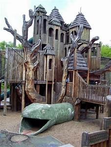 21 Awesome and Unique Playgrounds ~ Now That's Nifty