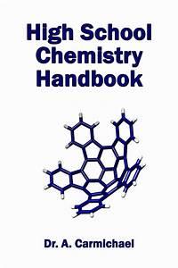 High School Chemistry Handbook By Angus Carmichael