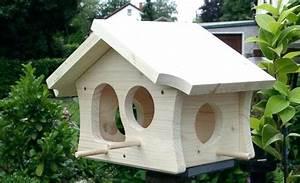 Vogelhaus Bauen Nabu : vogelhaus selbst bauen selbstde bauanleitung kostenlos bauplan fur vogelfutterhaus ~ Buech-reservation.com Haus und Dekorationen