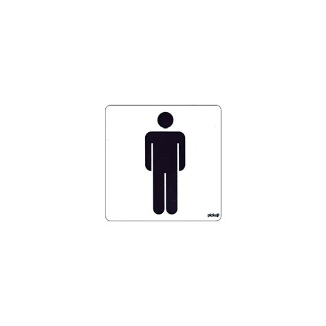 pictogramme toilette homme femme pictogramme toilettes hommes 100x100mm toolstation