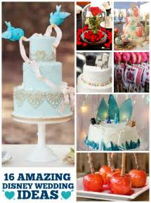 Halloween Table Decorations Pinterest by 16 Amazing Disney Wedding Details And Inspiration