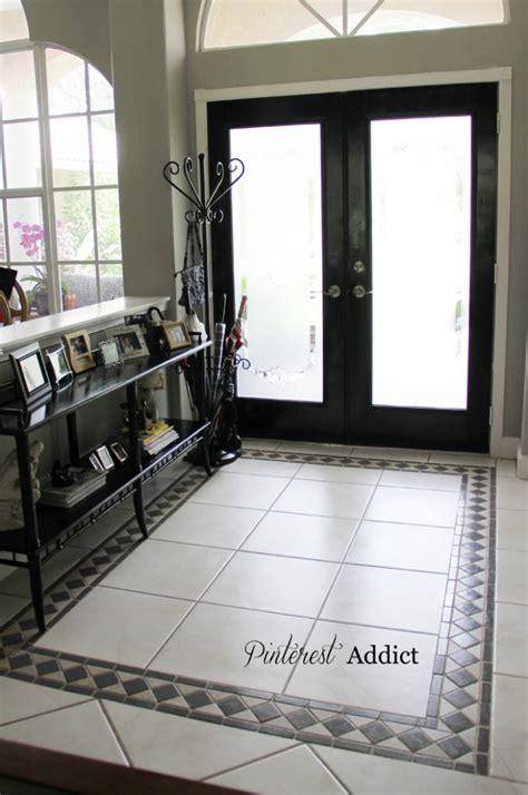 painting tile floors painting floor tile addict