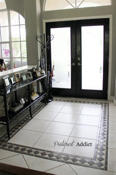 Painting Floor Tile   Pinterest Addict