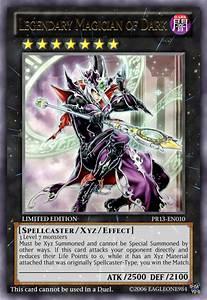 Legendary Magician of Dark - PROXY by EagleOne984 on ...