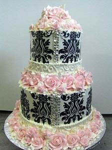 25+ best ideas about Silver square shaped wedding cakes on ...