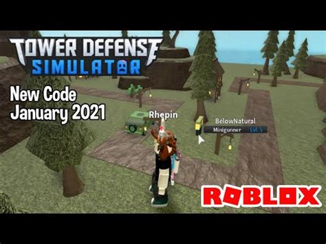If you have got a new gift code that we have not listed here, please share it in the comment box below. Tower Defense Simulator Codes 2021   StrucidCodes.org