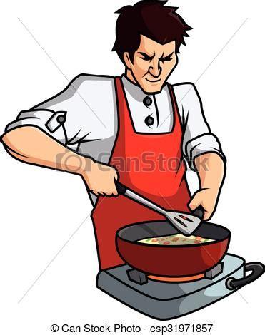 chef cuisine francais vecteur cuisine homme dessin animé homme vecteur