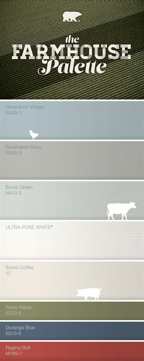 93+ Modern Farmhouse Paint Colors Behr  Door Farmhouse