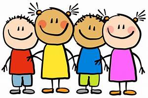 cartoon-little-kids-happy-clipart-7 | Elkhorn Public ...
