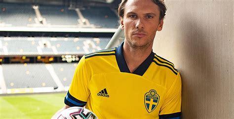Auf spanien & polen der kader der schwedischen nationalmannschaft spielplan tabelle. Schweden EM 2020 Heimtrikot Veröffentlicht - Nur Fussball