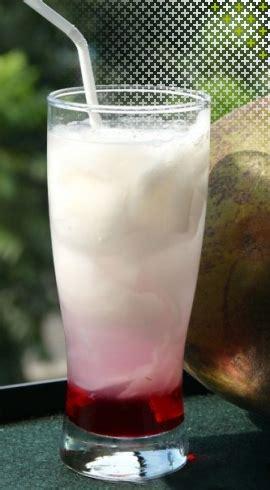 resep es kelapa   membuat laura butragueno