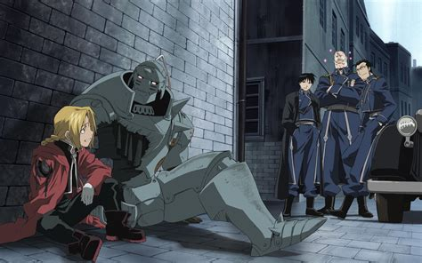 fullmetal alchemist brotherhood wallpaper zerochan