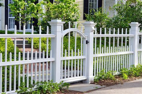 30 picket fence ideas best white picket fence designs