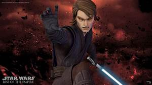 SW: Rise Of The Empire | Dark Anakin by DANYVADERDAY on ...