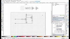Inkscape Tutorial  Create Schematic Diagram Editor