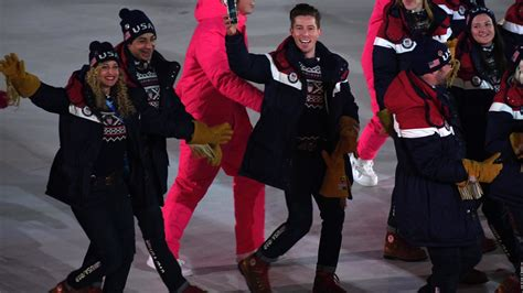Shaun White Finds Burger Named After Him At Olympics In