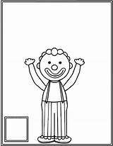 Coloring Juggle Clown Count Kid Sheets sketch template