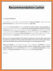 How To Write A Business Resume Image Result For Teacher Recommendation Letter For Student