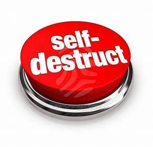 SELF DESTRUCT Quotes Like Success