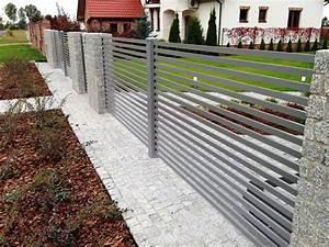 Aluminium Zaun Modern : 22 besten modern fences nowoczesne ogrodzenia bilder auf ~ Articles-book.com Haus und Dekorationen