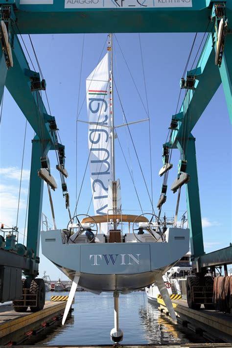 Boat Launch Utica Il by Launch Of Vismara V56 Mills In Viareggio Magazine