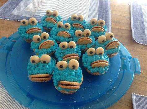 blaue monster muffins von kathybvb chefkochde