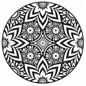 Items Similar To Mandala Coloring Page  Instant Pdf