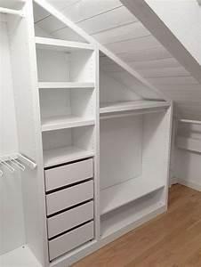 Ikea Pax Dachschräge : top ikea pax 18 schrank renovierung schrank dachschr ge kleiderschrank f r dachschr ge ~ A.2002-acura-tl-radio.info Haus und Dekorationen