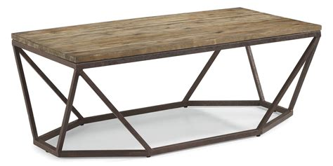 Waking up without a cup of coffee just doesn't feel right and prepare you to face the day head on! Flexsteel Spectrum Coffee Table - ValleyRidge