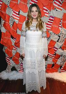 Drew Barrymore attends Manhattan launch of her Shutterfly