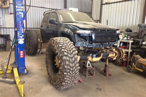 Building A Family Oriented Extreme Off-road Rig