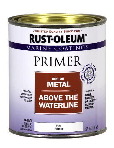 rust oleum 207016 marine metal primer 1 quart import it all