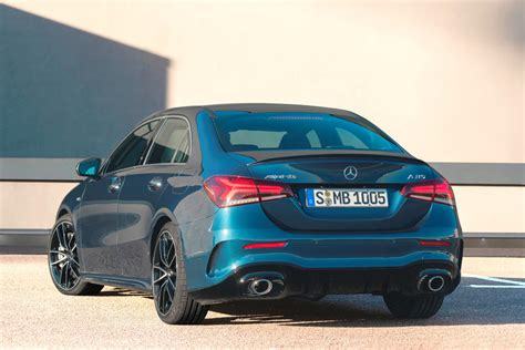Mbux multimedia system, traffic sign assist. 2021 Mercedes-AMG A35: Review, Trims, Specs, Price, New Interior Features, Exterior Design, and ...
