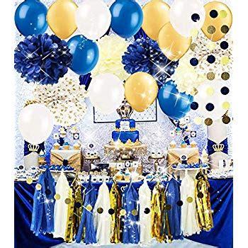 amazoncom furuix royal prince baby shower decorations