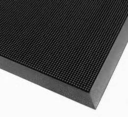 pronged rubber mats are rubber finger tip mats by american floor mats