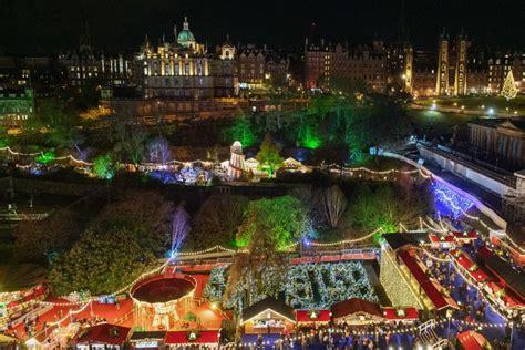Christmas Market Edinburgh Guide