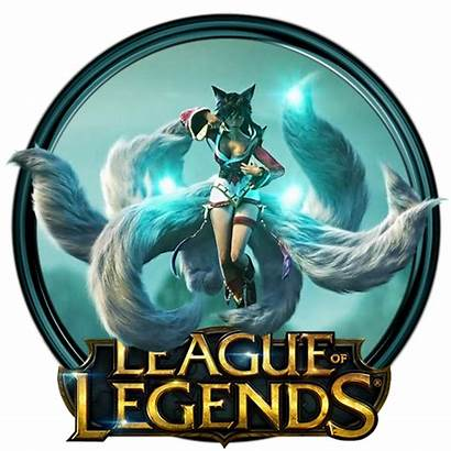 Ahri Icon Dock League Legends Getdrawings Deviantart
