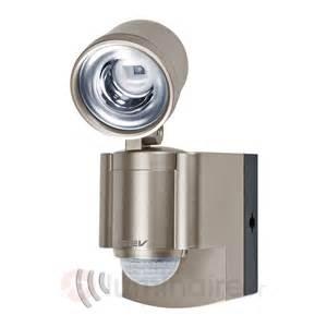 Le Led Detecteur De Mouvement A Pile by Applique Led Sur Pile Lll 140 Avec D 233 Tecteur Luminaire Fr