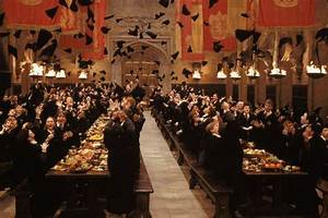 Harry Potter Fans Can Now Have a Christmas Feast Inside ...