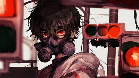 Cool Anime Boy Wallpaper Mask Shefalitayal