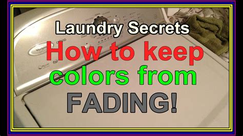 how to keep colors from fading how to keep clothes colors from fading