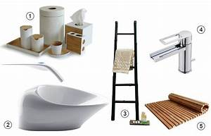 Accessoires Salle De Bain Design : relooker sa salle de bains moins de 500 ~ Melissatoandfro.com Idées de Décoration