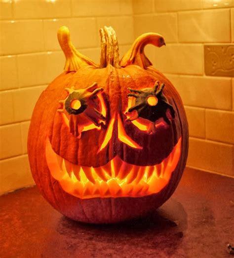 10 Cool Halloween Pumpkin Carvings  Hazelnut Corner